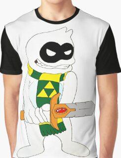 Hyrule Yeti Graphic T-Shirt