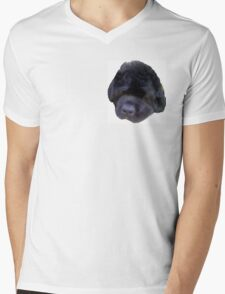 Gracie Girl Mens V-Neck T-Shirt
