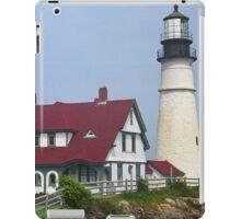 Lighthouse - Portland Head, Maine iPad Case/Skin