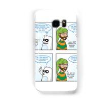 Hipsters, Hyrule, & Adventure Samsung Galaxy Case/Skin
