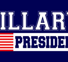 Hillary Clinton for President 2016 Sticker
