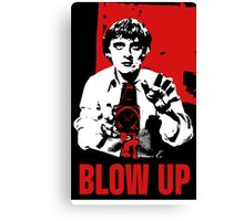 Blow Up - Movie Poster Canvas Print
