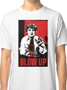 Blow Up - Movie Poster Classic T-Shirt