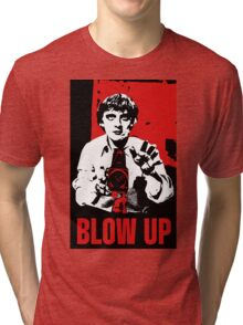 Blow Up - Movie Poster Tri-blend T-Shirt