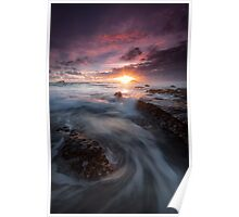 Dramatic Seascape Part II   Poster