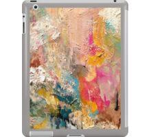 a piece of paper flower iPad Case/Skin