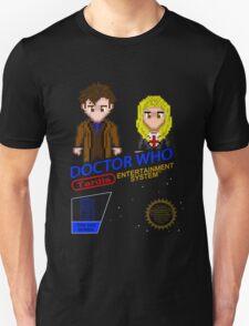 NINTENDO: NES DOCTOR WHO  T-Shirt