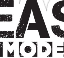 Beast Mode Sticker