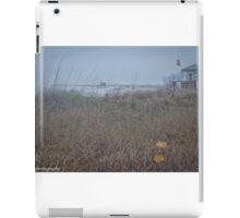 Storm Flag Flying iPad Case/Skin