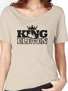 King Eleven Funny Men's Tshirt Women's Relaxed Fit T-Shirt