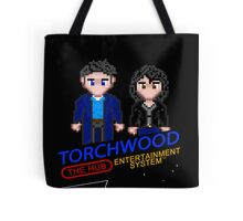 NINTENDO: NES Torchwood  Tote Bag