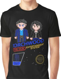 NINTENDO: NES Torchwood  Graphic T-Shirt