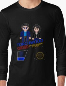 NINTENDO: NES Torchwood  Long Sleeve T-Shirt