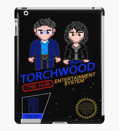 NINTENDO: NES Torchwood  iPad Case/Skin