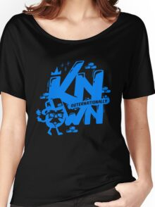 Know Outernationally Funny Men's Tshirt Women's Relaxed Fit T-Shirt