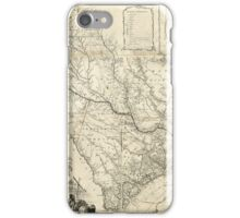 American Revolutionary War Era Maps 1750-1786 110 A map of the province of South Carolina with all the rivers creeks bays inletts islands inland navigation iPhone Case/Skin