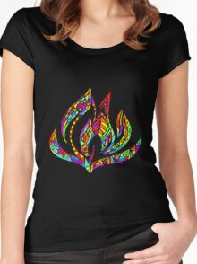 jacob's flame Women's Fitted Scoop T-Shirt