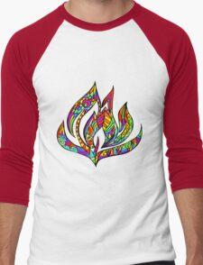 jacob's flame Men's Baseball ¾ T-Shirt
