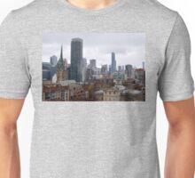 Toronto Urban Skyline Unisex T-Shirt
