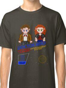 NINTENDO: NES DOCTOR WHO Classic T-Shirt