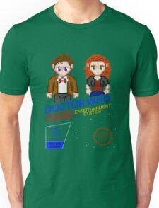 NINTENDO: NES DOCTOR WHO Unisex T-Shirt