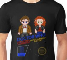 NINTENDO: NES DOCTOR WHO Unisex T-Shirt