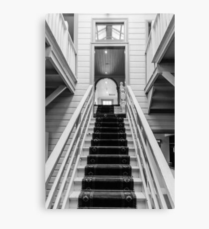 Upstairs at the Federal Canvas Print