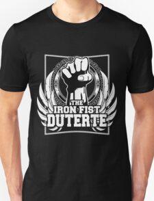 DUTERTE THE IRON FIST T-Shirt