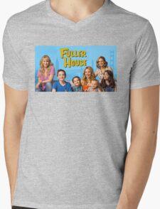 Fuller House Mens V-Neck T-Shirt