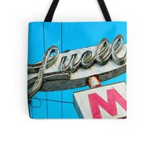 Luell Motel Tote Bag