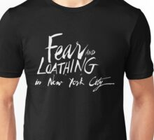 Fear and Loathing in New York City Unisex T-Shirt
