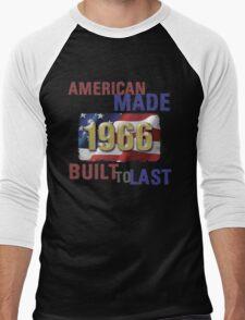 1966 American Made Men's Baseball ¾ T-Shirt