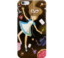 In The Rabbit Hole iPhone Case/Skin