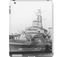 Let your ship be known iPad Case/Skin