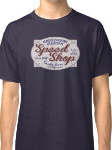 Speed Shop Classic T-Shirt