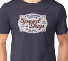 Speed Shop Unisex T-Shirt