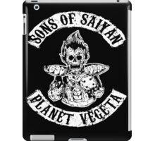 SONS OF SAIYAN iPad Case/Skin