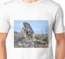 Joshua Tree National Park - Black Rock Unisex T-Shirt