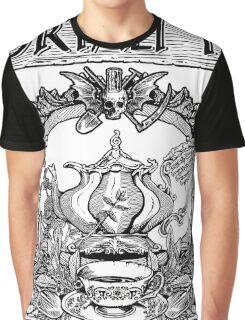 Mortali Tea Graphic T-Shirt