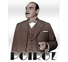 Monsieur Hercule Poirot Poster