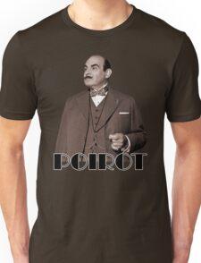 Monsieur Hercule Poirot Unisex T-Shirt
