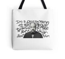 Louis C.K. Tote Bag