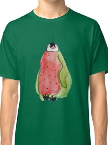 Baby Watermelon Penguin Classic T-Shirt