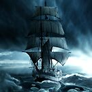 True Sailing by Cliff Vestergaard