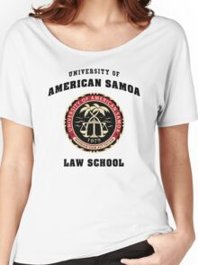 University of American Samoa Law School  Women's Relaxed Fit T-Shirt