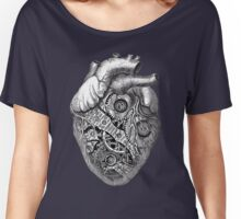 Clockwork Heart Women's Relaxed Fit T-Shirt