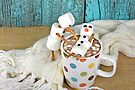 Hot Chocolate and Snowmen by Maria Dryfhout