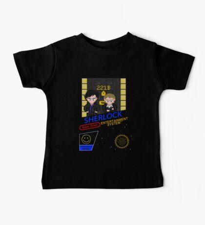 NINTENDO: NES SHERLOCK Baby Tee