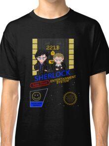 NINTENDO: NES SHERLOCK Classic T-Shirt