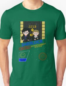 NINTENDO: NES SHERLOCK Unisex T-Shirt